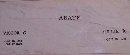 ABATE, VICTOR C - Rapides County, Louisiana | VICTOR C ABATE - Louisiana Gravestone Photos