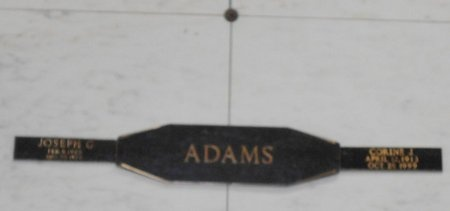 ADAMS, CORINE - Rapides County, Louisiana | CORINE ADAMS - Louisiana Gravestone Photos