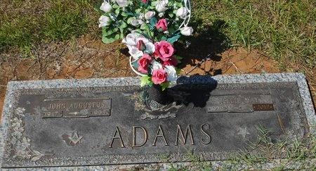 VONSENDEN ADAMS, NELLIE MAE - Rapides County, Louisiana | NELLIE MAE VONSENDEN ADAMS - Louisiana Gravestone Photos