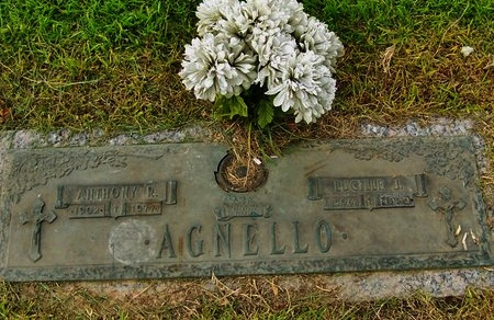 AGNELLO, ANTHONY R - Rapides County, Louisiana | ANTHONY R AGNELLO - Louisiana Gravestone Photos