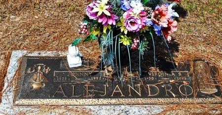 ALEJANDRO, JOHNNY - Rapides County, Louisiana | JOHNNY ALEJANDRO - Louisiana Gravestone Photos