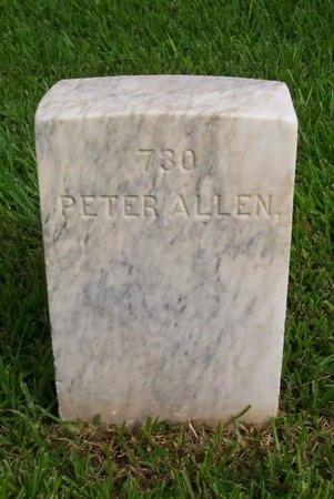 ALLEN, PETER  (VETERAN) - Rapides County, Louisiana | PETER  (VETERAN) ALLEN - Louisiana Gravestone Photos