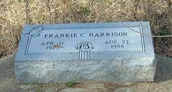 CHENEVERT HARRISON, FRANKIE - Rapides County, Louisiana   FRANKIE CHENEVERT HARRISON - Louisiana Gravestone Photos