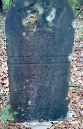 "HOLLAND, JEREMIAH W  ""JERRY"" - Rapides County, Louisiana 