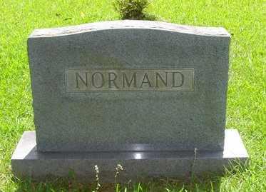 NORMAND, FAMILY STONE - Rapides County, Louisiana | FAMILY STONE NORMAND - Louisiana Gravestone Photos