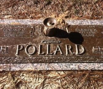 "POLLARD, EDWARD CODY ""COOD"" - Rapides County, Louisiana | EDWARD CODY ""COOD"" POLLARD - Louisiana Gravestone Photos"