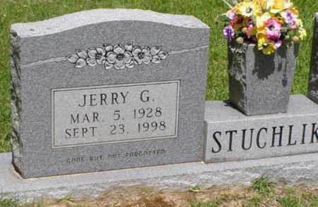 STUCHLIK, JERRY G - Rapides County, Louisiana | JERRY G STUCHLIK - Louisiana Gravestone Photos