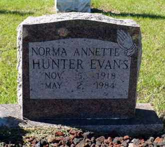 EVANS, NORMA ANNETTE - Red River County, Louisiana | NORMA ANNETTE EVANS - Louisiana Gravestone Photos