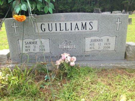 GUILLIAMS, SAMMY - Red River County, Louisiana | SAMMY GUILLIAMS - Louisiana Gravestone Photos