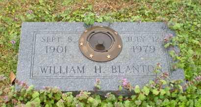 BLANTON, WILLIAM H - Richland County, Louisiana | WILLIAM H BLANTON - Louisiana Gravestone Photos