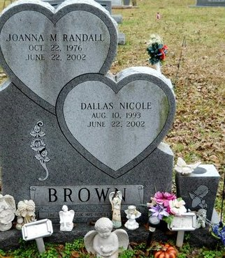 BROWN, DALLAS NICOLE - Richland County, Louisiana | DALLAS NICOLE BROWN - Louisiana Gravestone Photos
