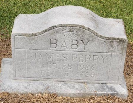 BROWN, JAMES PERRY - Richland County, Louisiana | JAMES PERRY BROWN - Louisiana Gravestone Photos