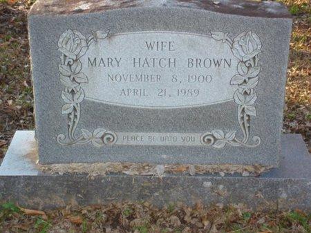 BROWN, MARY - Richland County, Louisiana | MARY BROWN - Louisiana Gravestone Photos