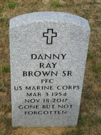 BROWN , DANNY RAY, SR (VETERAN) - Richland County, Louisiana | DANNY RAY, SR (VETERAN) BROWN  - Louisiana Gravestone Photos