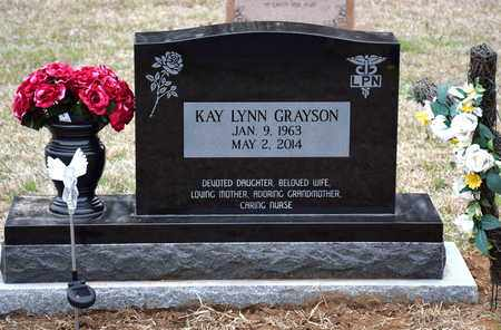 CONLEY GRAYSON, KAY LYNN, LPN - Richland County, Louisiana   KAY LYNN, LPN CONLEY GRAYSON - Louisiana Gravestone Photos