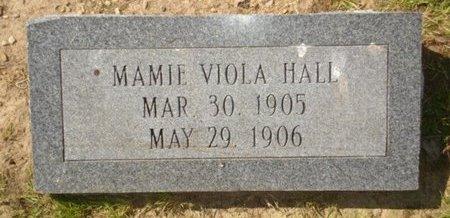 HALL, MAMIE VIOLA - Richland County, Louisiana | MAMIE VIOLA HALL - Louisiana Gravestone Photos
