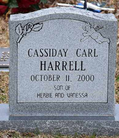 HARRELL, CASSIDAY CARL - Richland County, Louisiana | CASSIDAY CARL HARRELL - Louisiana Gravestone Photos