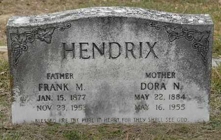 NOLAN HENDRIX, DORA - Richland County, Louisiana | DORA NOLAN HENDRIX - Louisiana Gravestone Photos