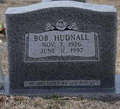 HUDNALL, BOB - Richland County, Louisiana | BOB HUDNALL - Louisiana Gravestone Photos
