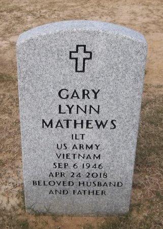 MATHEWS , GARY LYNN (VETERAN VIET) - Richland County, Louisiana | GARY LYNN (VETERAN VIET) MATHEWS  - Louisiana Gravestone Photos