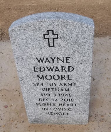 MOORE   , WAYNE EDWARD (VETERAN VIET) - Richland County, Louisiana | WAYNE EDWARD (VETERAN VIET) MOORE    - Louisiana Gravestone Photos