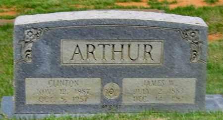 ARTHUR, JAMES W - Sabine County, Louisiana | JAMES W ARTHUR - Louisiana Gravestone Photos