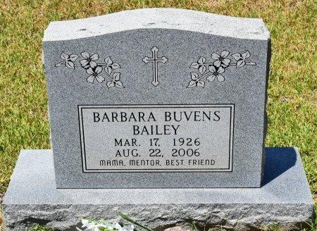 BAILEY, BARBARA - Sabine County, Louisiana | BARBARA BAILEY - Louisiana Gravestone Photos