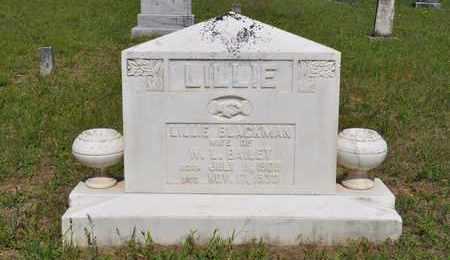 BAILEY, LILLIE - Sabine County, Louisiana | LILLIE BAILEY - Louisiana Gravestone Photos