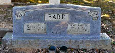 BARR, ALTON LEE - Sabine County, Louisiana | ALTON LEE BARR - Louisiana Gravestone Photos
