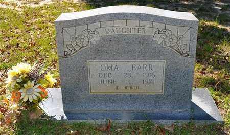 BARR, OMA - Sabine County, Louisiana | OMA BARR - Louisiana Gravestone Photos