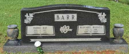 BARR, PADDIE RAY - Sabine County, Louisiana | PADDIE RAY BARR - Louisiana Gravestone Photos