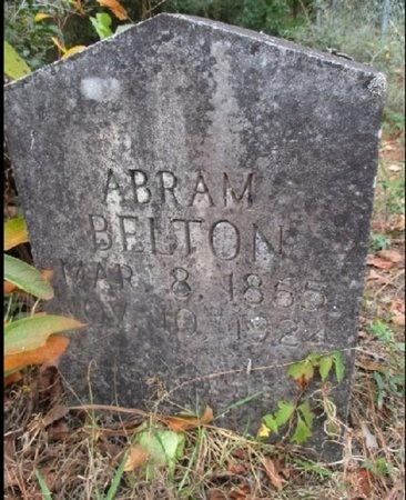 BELTON, ABRAM - Sabine County, Louisiana | ABRAM BELTON - Louisiana Gravestone Photos