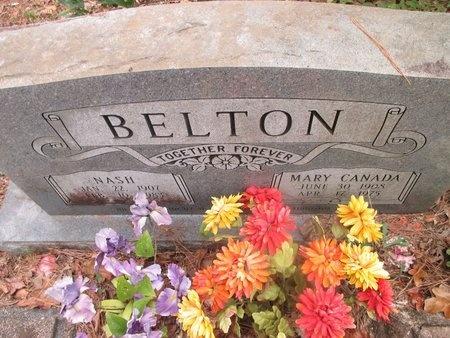 BELTON, MARY - Sabine County, Louisiana | MARY BELTON - Louisiana Gravestone Photos