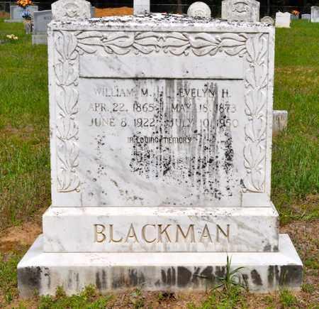 BLACKMAN, WILLIAM MAY - Sabine County, Louisiana | WILLIAM MAY BLACKMAN - Louisiana Gravestone Photos