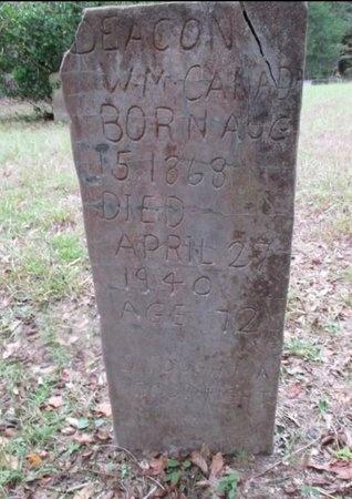 CANADA, WILLIAM - Sabine County, Louisiana | WILLIAM CANADA - Louisiana Gravestone Photos