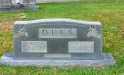 DEES, HARRISON CURTIS - Sabine County, Louisiana | HARRISON CURTIS DEES - Louisiana Gravestone Photos