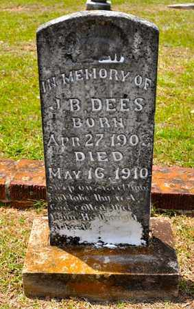DEES, J B - Sabine County, Louisiana | J B DEES - Louisiana Gravestone Photos