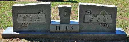 DEES, DANIEL W - Sabine County, Louisiana | DANIEL W DEES - Louisiana Gravestone Photos
