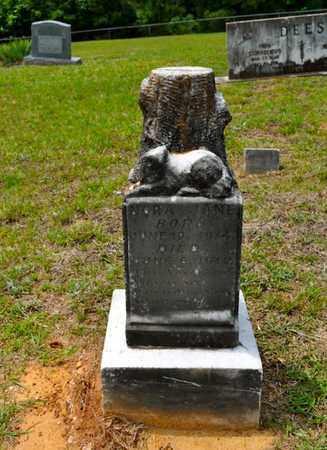 DEES, NORA JANE - Sabine County, Louisiana | NORA JANE DEES - Louisiana Gravestone Photos
