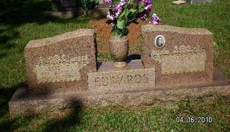 EDWARDS, ELSIE - Sabine County, Louisiana | ELSIE EDWARDS - Louisiana Gravestone Photos