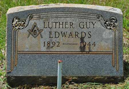 EDWARDS, LUTHER GUY - Sabine County, Louisiana   LUTHER GUY EDWARDS - Louisiana Gravestone Photos