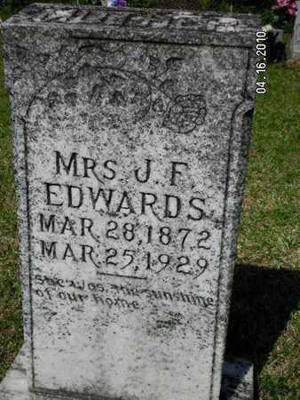 EDWARDS, TEXANA ELIZABETH - Sabine County, Louisiana   TEXANA ELIZABETH EDWARDS - Louisiana Gravestone Photos