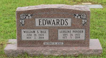 EDWARDS, ALMA LURLINE - Sabine County, Louisiana | ALMA LURLINE EDWARDS - Louisiana Gravestone Photos