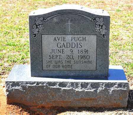 GADDIS, AVIE - Sabine County, Louisiana | AVIE GADDIS - Louisiana Gravestone Photos