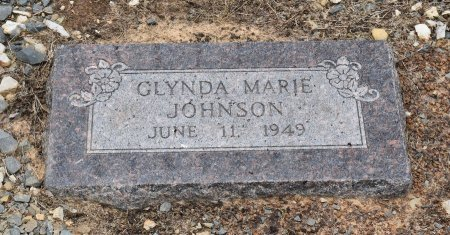 JOHNSON, GLYNDA MARIE - Sabine County, Louisiana | GLYNDA MARIE JOHNSON - Louisiana Gravestone Photos