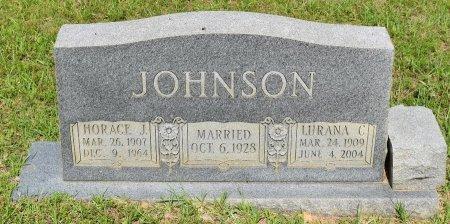 JOHNSON, LURANA - Sabine County, Louisiana | LURANA JOHNSON - Louisiana Gravestone Photos