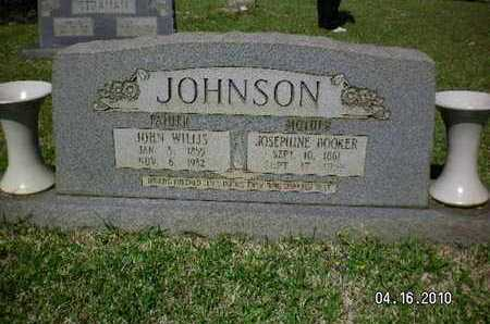 JOHNSON, JOSEPHINE E - Sabine County, Louisiana | JOSEPHINE E JOHNSON - Louisiana Gravestone Photos