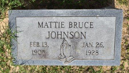 JOHNSON, MATTIE - Sabine County, Louisiana | MATTIE JOHNSON - Louisiana Gravestone Photos