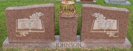 JOHNSON, BETTY LOIS - Sabine County, Louisiana | BETTY LOIS JOHNSON - Louisiana Gravestone Photos
