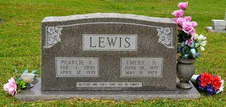 LEWIS, EMERY STEVEN - Sabine County, Louisiana | EMERY STEVEN LEWIS - Louisiana Gravestone Photos